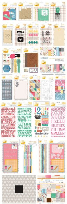 Amy Tangerine - Cut and Paste All-Products