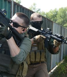 Gunfire's patch in action! Simple, elegant and rare ; Airsoft, Patches, Action, Elegant, Simple, Classy, Group Action, Chic