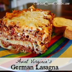 German Lasagna