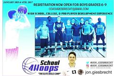 @jon.giesbrecht FINAL CHANCE for Registration - Grades 6-9 Boys. Link for registration in Bio!   Elite skills taught through play along with video sessions. Second day includes video breakdown of play from first day. These camps continue to break the mould!  #BasketballCamps #Winnipeg #BasketballSkills