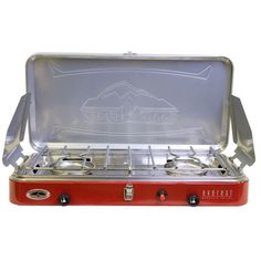 Camp Chef Everest Two-Burner Stove MS2HP-707264 - Gander Mountain