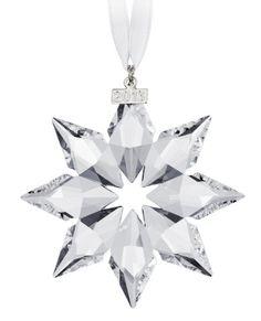 2013 Keepsake Ornaments - Swarovski, Waterford & Lennox