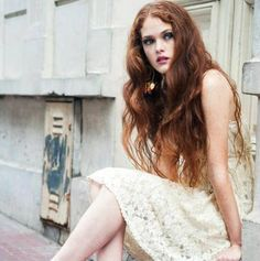 """Find and save images from the """"Jenny"""" collection by Ginger (iwastrouble) on We Heart It, your everyday app to get lost in what you love. Jenny Martinez, Ginger Snaps, Poses, Redheads, Red Hair, Hair Color, Hair Beauty, Celebs, Long Hair Styles"""