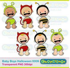 Bebitos Halloween 0009