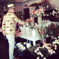 Dearly beloved @camerondecades wearing #stellajean #suitjacket from #menswear #ss2014 #collection ❤️