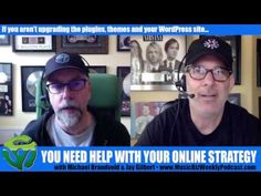 Be Sure You Are Upgrading Your Plugins, Themes and WordPress Website.   Michael Brandvold Marketing