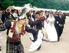 Syrian #wedding #ceremony #custom #pearl #jewelry