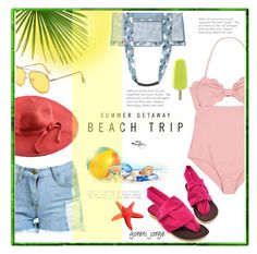 """""""""""Summer Beach """" - Gamiss.com"""" by goreti ❤ liked on Polyvore featuring Abercrombie & Fitch"""
