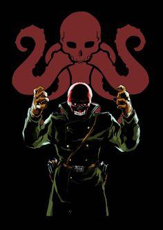 Red Skull- Hail Hydra
