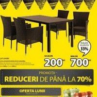 Promotie mobilier de gradina