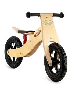 Ristan has this- love it! Teaches them to skip training wheels!