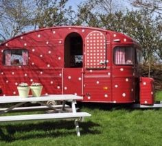 I would love a camper like this,parked permanently at a perfect campsight forever, so I could just go there whenever.