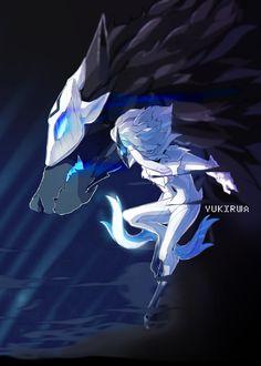 [FA] TEAR OUT THE THROAT! + Speedart! by Yukirwa