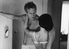 Sweet, sexy portraits of Steve McQueen and Neile Adams: On Valentine's Day, LIFE pays tribute to grown-up love, romance and sex' in all their messy, unkempt glory. (Photo: John Dominis—Time & Life Pictures/Getty Images)