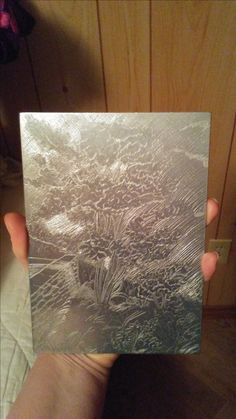An Etching Plate I made will in Lakehead University (2009-2010). Made by Jennifer LeBlanc.
