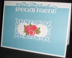 Clean and simple I Card, Cleaning, Friends, Simple, Amigos, Home Cleaning, Boyfriends