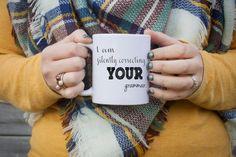 Tasse de grammaire, professeur Gift, corriger votre tasse de grammaire, professeur de cadeau, cadeau d
