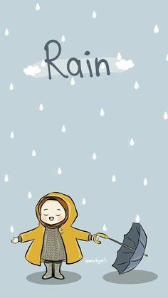 hijab drawing illustration by We Heart It Wallpaper, Name Wallpaper, Kawaii Wallpaper, Wallpaper Iphone Cute, Screen Wallpaper, Rain Wallpapers, Cute Cartoon Wallpapers, Islamic Cartoon, Hijab Cartoon