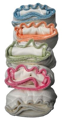Sustainablebabyish Snapless-Multi Fitted Cloth Diaper