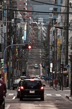 kml:  御徒町から湯島を望む (via zoohiko)