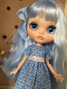 LODELLA BLYTHES: BLUE
