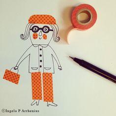cool idea by Ingela