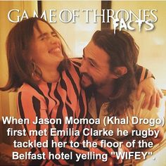 I miss Khal Drogo. One season was not enough with him.