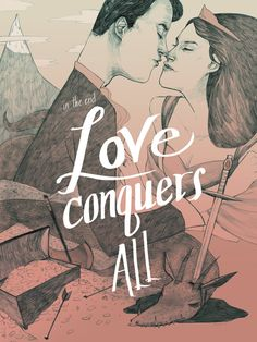 Love conquers all - Taryn Gee!