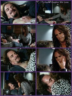 Tig & Venus (Sons of Anarchy, TV show) ♥ #FictionalCouplesWeLove