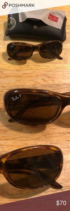 c7f5a4d5e4 EUC RayBan sunglasses Perfect condition!! No scratches. I now use prescription  sunglasses so