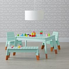 Cape Play Table    The Land of Nod