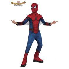 Disfraz Spiderman Classic Infantil - Comprar Online {Miles de Fiestas}