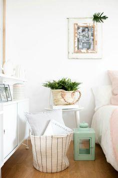 Un dormitorio con encanto y en tonos empolvados by Deco