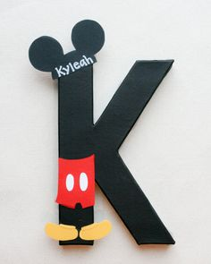 Looking for a unique Mickey or Minnie party decoration? This adorable mouse centerpiece is the eye catcher that your cake table needs to stand out! Personalize it by adding your childs name for $2.00. Do you want to spell out your childs whole name or a word? I offer a 20% discount for purchases of 4 or more letters...use coupon code FOURORMORE at check out. PLEASE READ THE FULL LISTING FOR ITEM SPECIFICATIONS AND FAQS  ORDER…