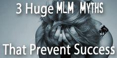 MLM Myths
