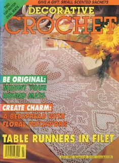 Decorative Crochet Magazines 22 - Gitte Andersen - Álbuns da web do Picasa