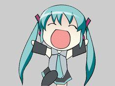 Gifs De Vocaloid - Taringa!