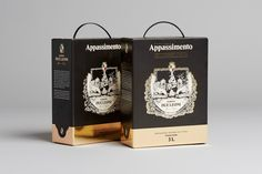 Barone Due Leoni on Packaging of the World - Creative Package Design Gallery
