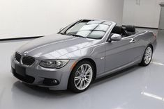 2011 BMW 3 Series Convertible 142679 Miles Silver Convertible A. Bmw 3 Series Convertible, Bmw Cars, Car Pictures, Sport Cars, Texas, Base, Luxury, Sports, Top
