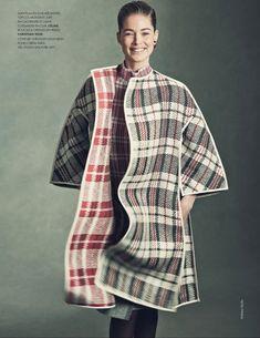Doutzen Kroes By Andreas Sjodin For Elle France 30th August 2013