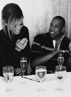 Beyonce & Jay-Z Behind ever strong powerful man there's a stronger woman