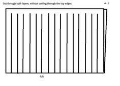 Four ways of making plarn - very handy diagrams  #crochet #plarn