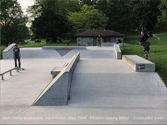 outdoor skate parks in ottawa