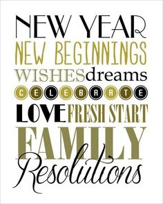 New Year {and free printable} - How to Nest for Less™ New Years Wishes Subway Art Free Printable.really sweet, 4 colors to choose from, love this!New Years Wishes Subway Art Free Printable.really sweet, 4 colors to choose from, love this! New Year's Eve Celebrations, New Year Celebration, New Year New Beginning, Happy New Year, New Year Printables, Free Printables, New Year's Eve Crafts, Project Life Cards, U Bahn
