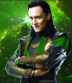 Shall we hail our god Loki