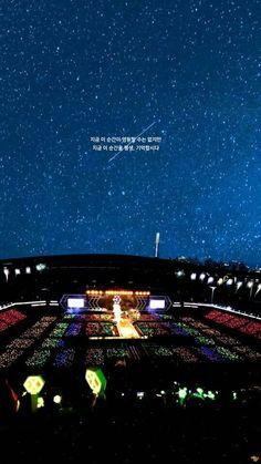 EXO Wallpaper | EXO'rdium dot | Rainbow ocean