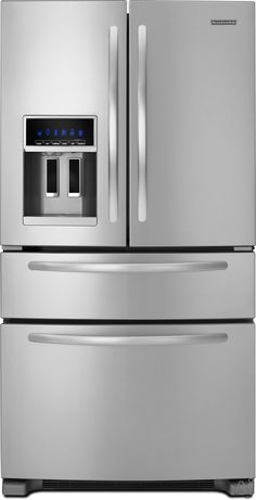 KitchenAid Stainless Steel Refrigerator