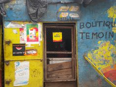 Boutique en Bamako