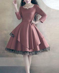Vintage elbise modelleri - http://www.modelleri.mobi/vintage-elbise-modelleri/