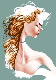 Nicole Kidman | by André Carrilho